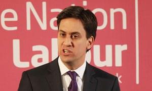 Ed Miliband speech, July 2013