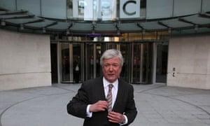 The BBC's Tony Hall