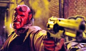 Perlman in Hellboy.