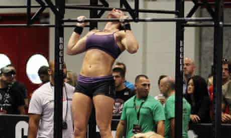 A Crossfit comptition in Houston …do you dare try it?