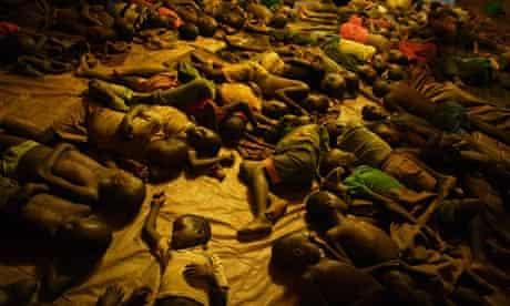 Uganda children escape LRA