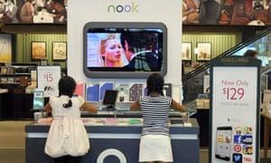 Nook Barnes & Noble