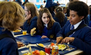 School dinners … more than a noble dream?