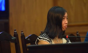 Tang Hui won her case for compensation against the Yongzhou labour commission.
