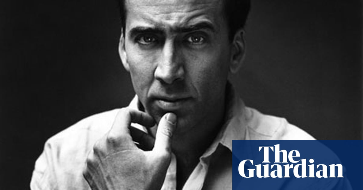Nicolas Cage: 'People think I'm not in on the joke' | Film | The
