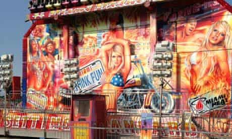 A funfair for adults?
