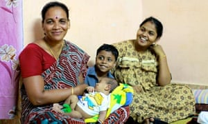 Kumari-tsunami-family
