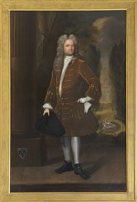 William Stukeley, 18th-century portrait