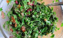 Yotam Ottolenghi and Sami Tamimi's tabbouleh