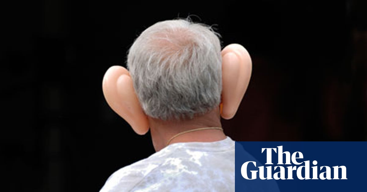Big ears: they really do grow as we age | Life and style