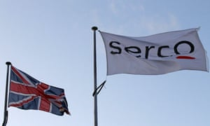 Serco flag
