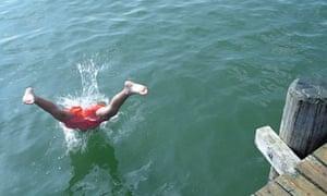 Wild Swimming Itself Isn T Dangerous But Our Behaviour