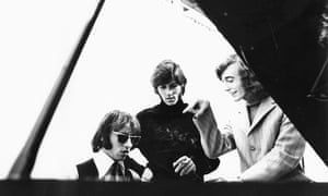 The Bee Gees in 1968