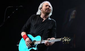 Barry Gibb in 2013