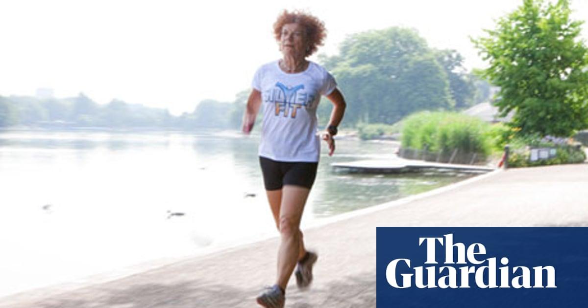 e857480f6cf3e Britain's oldest female triathlete: what's her secret? | Life and ...