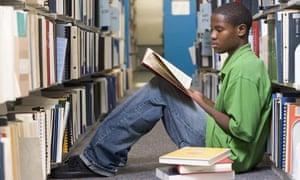 Library, reader