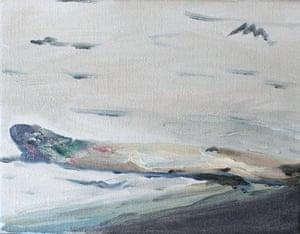 Stuart Jeffries' copy of Manet's Asparagus