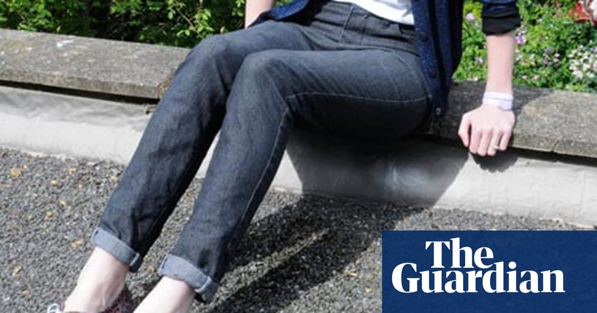63e929b813 How to make your own jeans   Fashion   The Guardian
