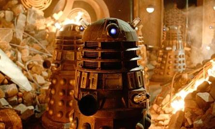 Daleks return