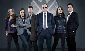 Joss Whedons Agents of S.H.I.E.L.D.