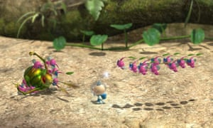 Pikmin 3 Review Games The Guardian