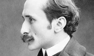 Edmond Rostand, author of Cyrano de Bergerac