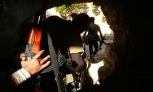 Free Syrian Army fighters  Khan al-Assal,