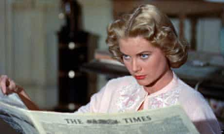 Grace Kelly in Dial M For Murder