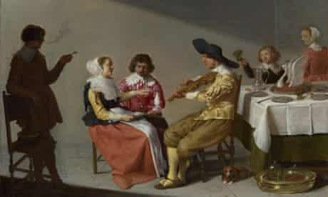 Jacob van Velsen: A Musical Party, 1631