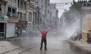 Turkey - Anti-Government Protests Continue in Istanbul