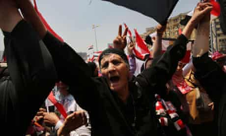 Protests Egypt