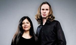 Michael and Xochi Birch