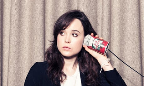 Ellen Page: 'Why are people so reluctant to say they're ...