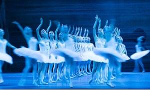 Bolshoi Ballet, Swan Lake, Royal Opera House 2013