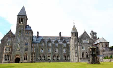Fort Augustus Abbey Highlands  Scotland