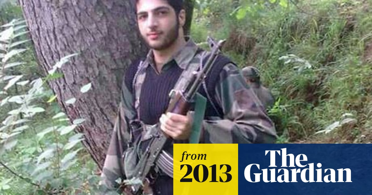 Kashmir conflict ebbs as new wave of militant emerges | World news