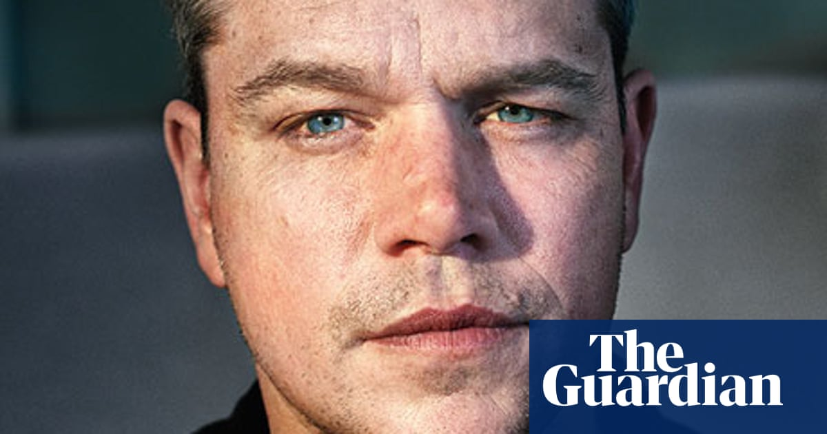 Matt Damon: where did ...