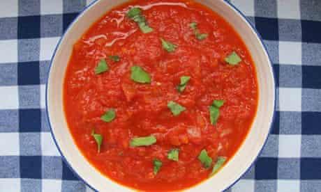 Perfect tomato sauce