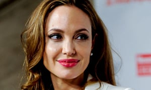Angelina Jolie at the 2012 Women in the World Summit in New York