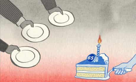 NHS 65th birthday