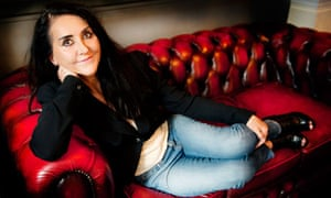 'I always try my best, cos that's what's you're supposed to do' … Daily Mail columnist Liz Jones.