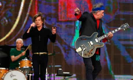 The Rolling Stones at Hyde Park