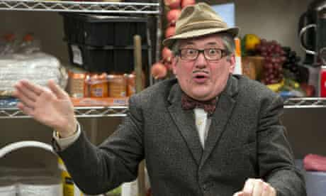 Count Arthur Strong … unfairly criticised?