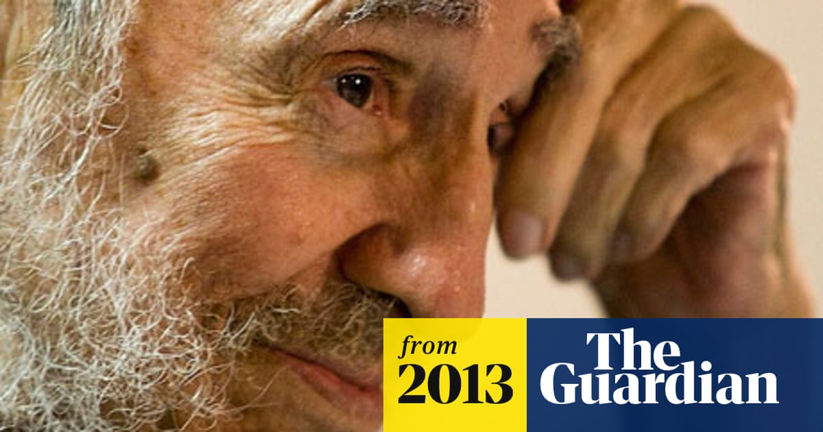 Fidel Castro: I didn't expect to live long enough to see 87