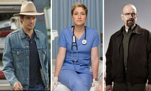 Justified, Nurse Jackie and Breaking Bad … Netflix hits.