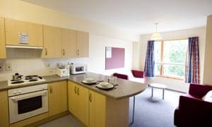 Student accommodation in Euston, London
