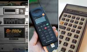 Old tech: the obsolete gadgets you just couldn't bear to throw away