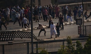 Cairo protests
