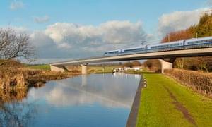 HS2 rail