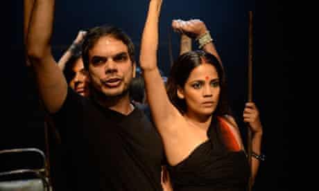 Nirbhaya actors Ankur Vikal and Priyanka Bose